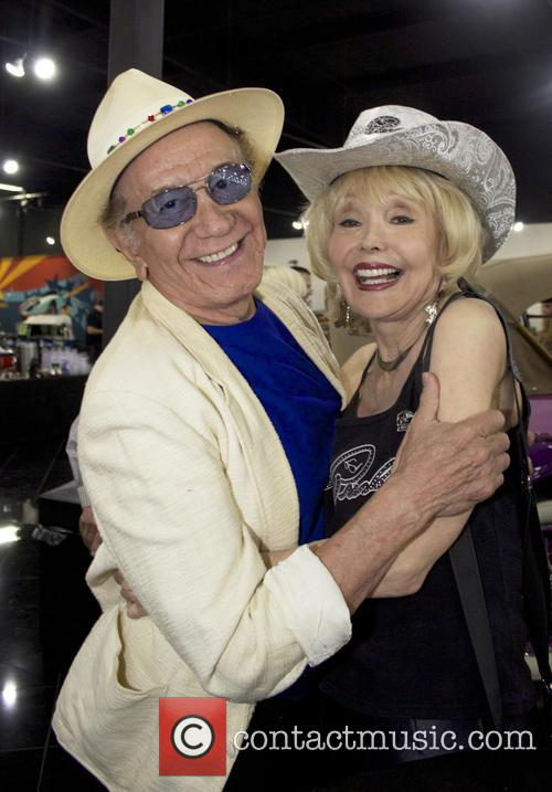 George Barris and Francine York 7