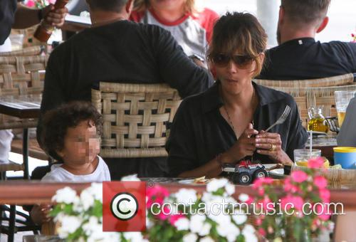 Halle Berry and Maceo Martinez 2