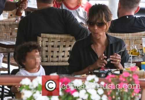 Halle Berry and Maceo Martinez 3