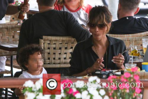 Halle Berry and Maceo Martinez 4