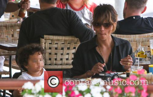 Halle Berry and Maceo Martinez 5