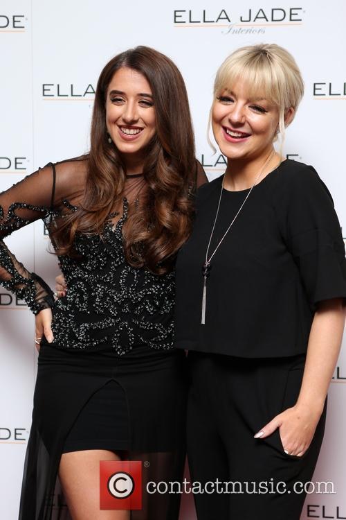 Ella Jade and Sheridan Smith 4