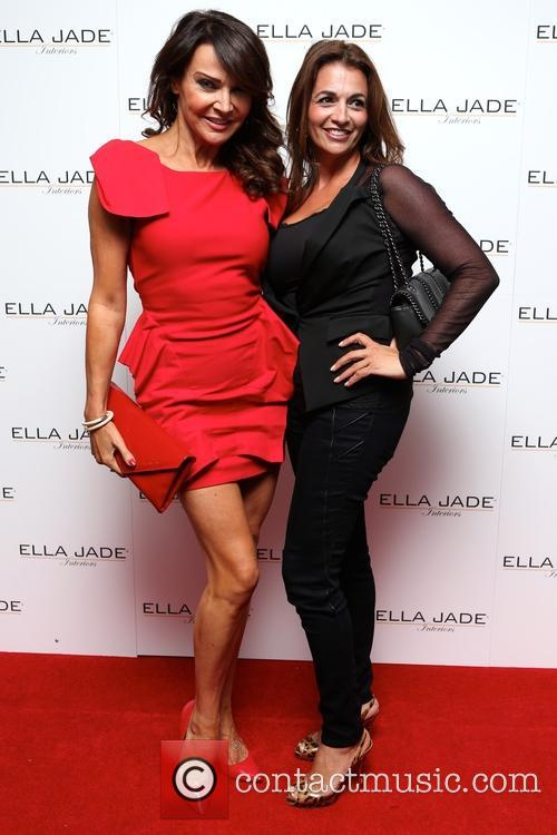 Lizzie Cundy and Manal Morrar 1