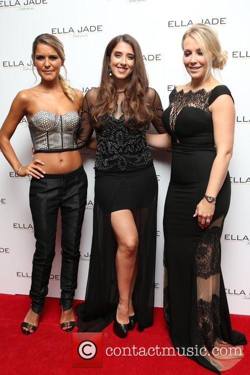 Gemma Oaten, Ella Jade and Laura Hamilton 1