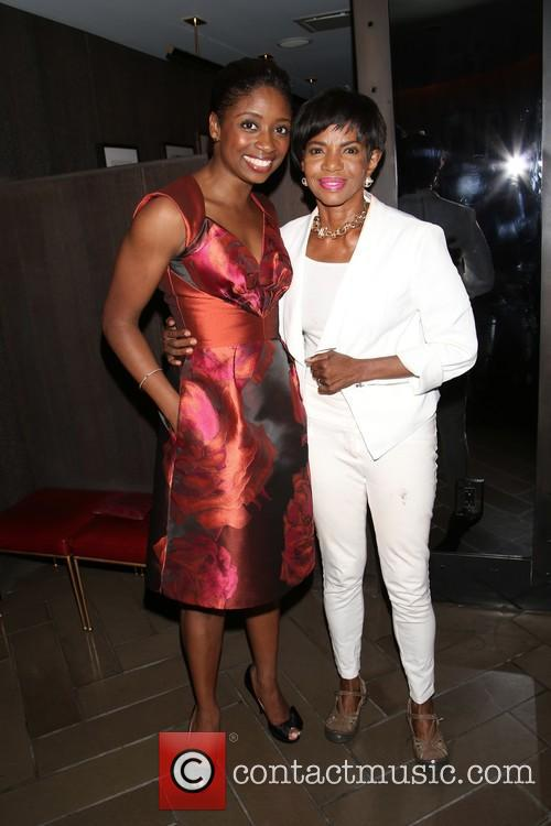 Montego Glover and Melba Moore 3