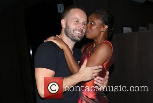 Alfie Boe and Montego Glover 3