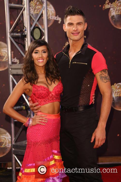 Janette Manrara and Aljaz Skorjanec 3