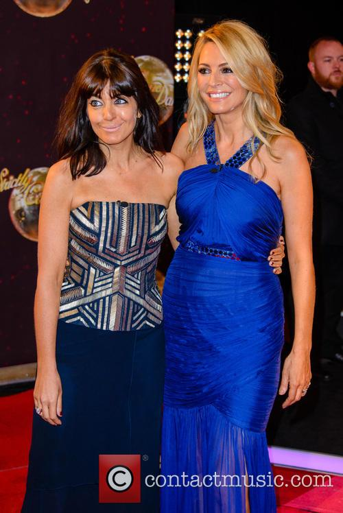 Claudia Winkleman and Tess Daly 5