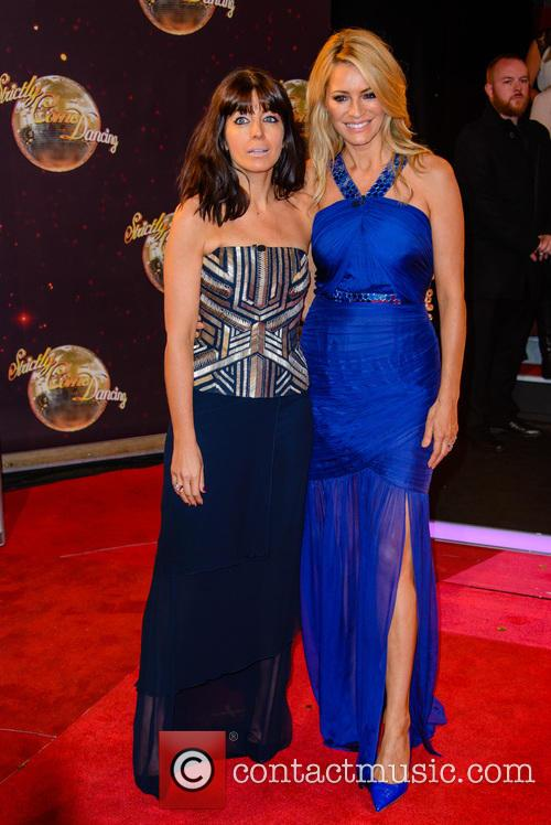 Claudia Winkleman and Tess Daly 6