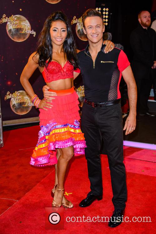 Karen Clifton and Kevin Clifton 1