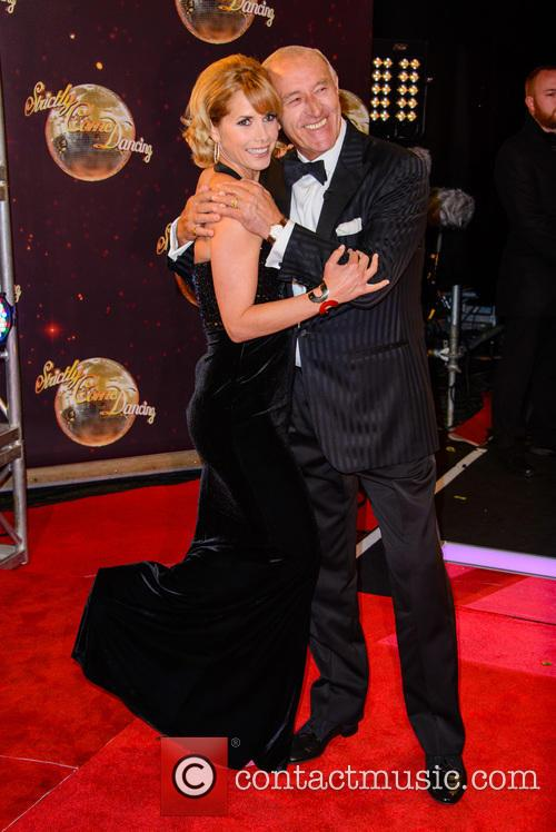 Darcey Bussell and Len Goodman 2