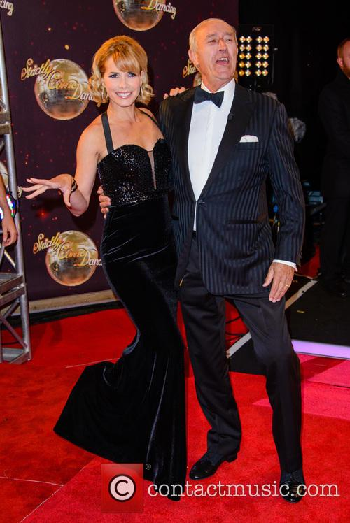 Darcey Bussell and Len Goodman 6