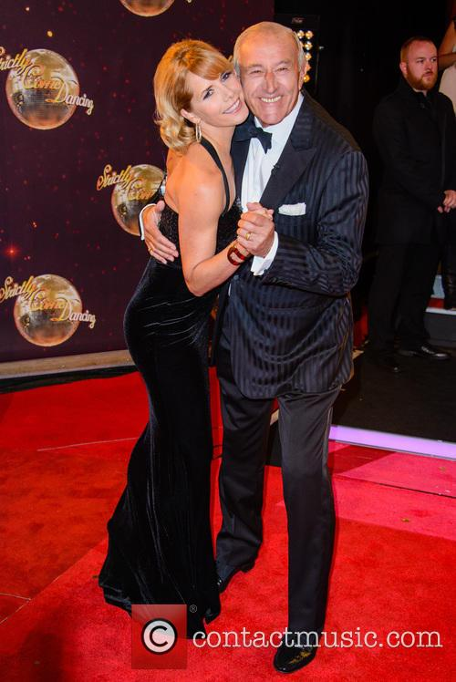 Darcey Bussell and Len Goodman 7