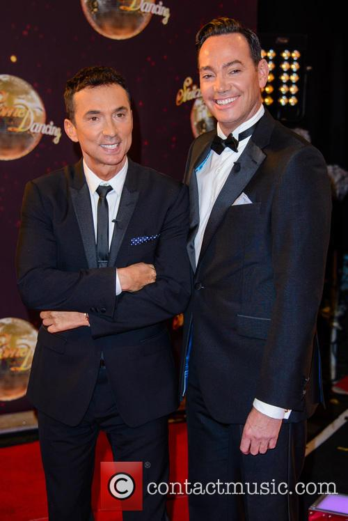 Bruno Tonioli and Craig Revel Horwood 2