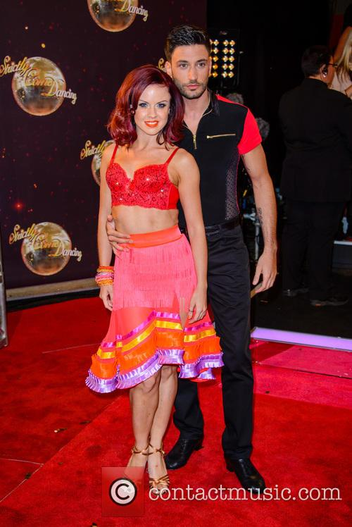 Joanne Clifton and Giovanni Pernice 2