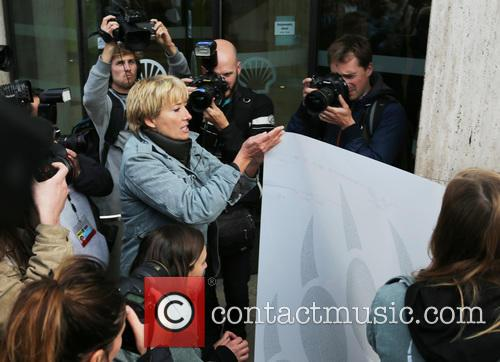 Emma Thompson Greenpeace