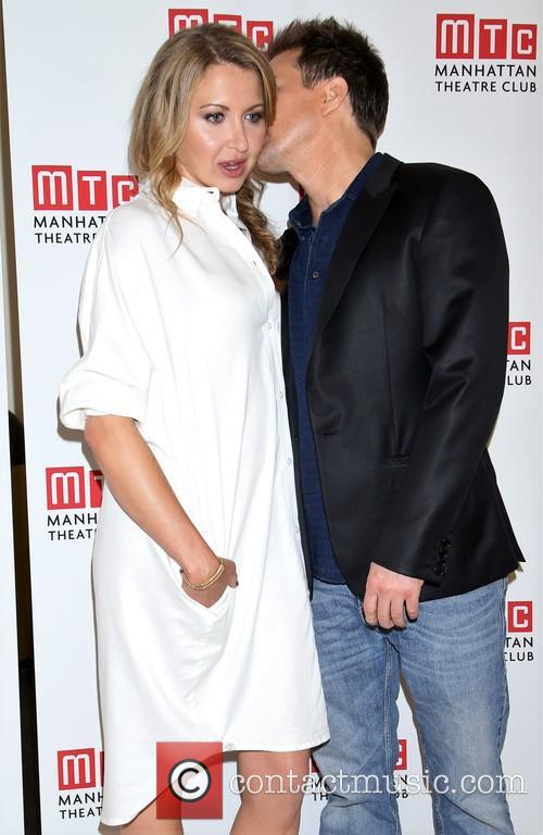 Nina Arianda and Sam Rockwell 4