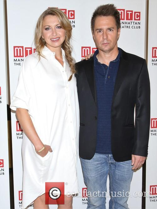 Nina Arianda and Sam Rockwell 6