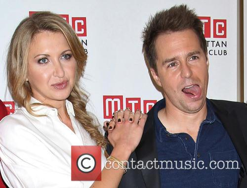 Nina Arianda and Sam Rockwell 8