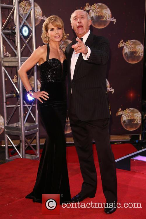 Darcey Bussell and Len Goodman 3