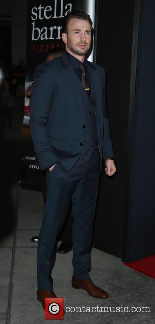 Chris Evans 5