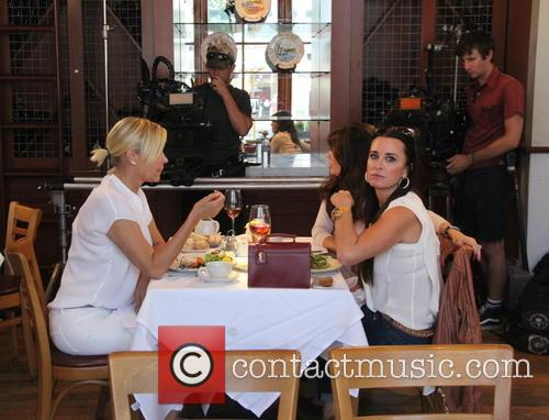 Yolanda Foster, Kim Richards and Lisa Vanderpump 2