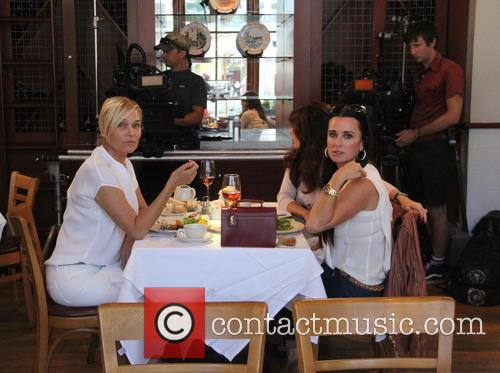 Yolanda Foster, Kim Richards and Lisa Vanderpump 3