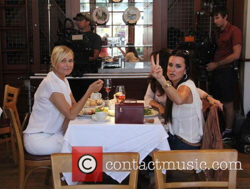 Yolanda Foster, Kim Richards and Lisa Vanderpump 5