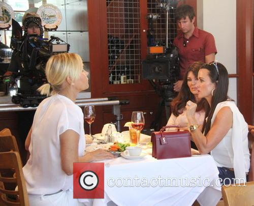 Yolanda Foster, Kim Richards and Lisa Vanderpump 7
