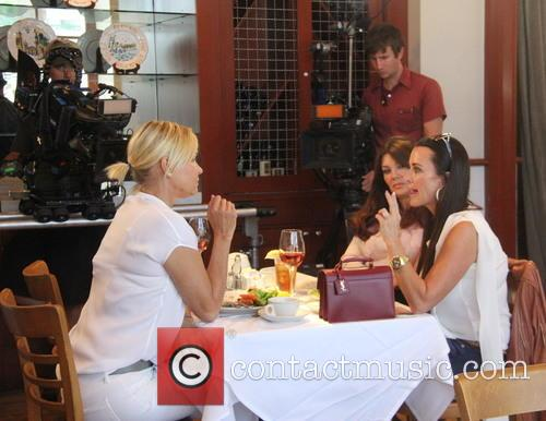 Yolanda Foster, Kim Richards and Lisa Vanderpump 8