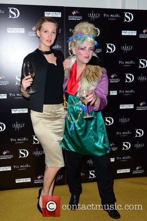 Tamara Dumas and Cecily Baker 2