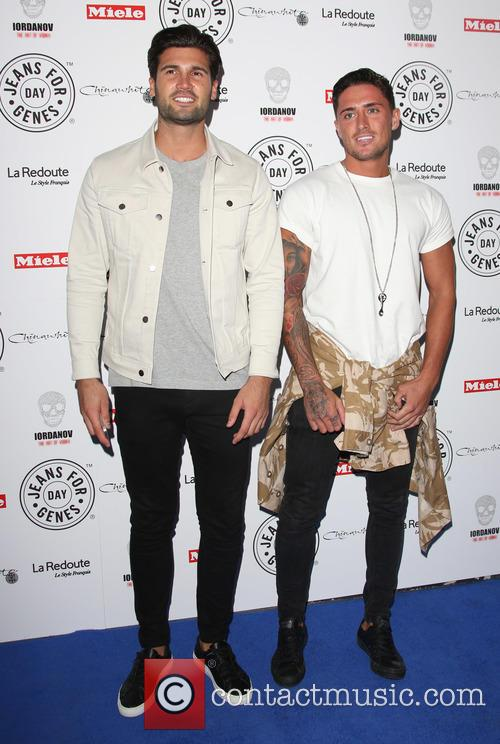 Dan Edgar and Stephen Bear 1