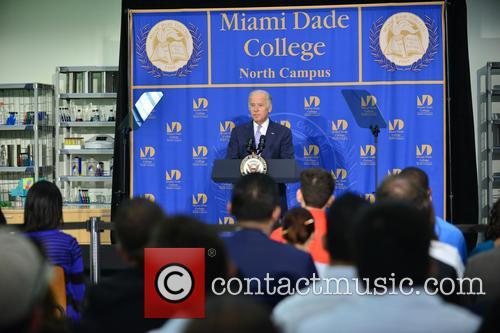 U.s. Vice President Joe Biden 2