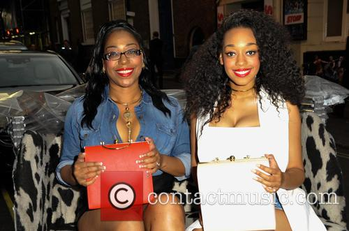 Sue and Imani Evans 2