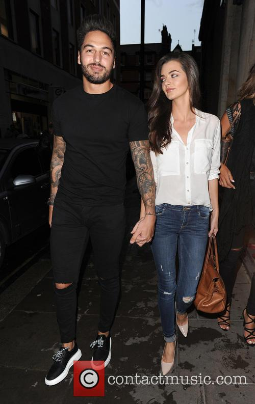 Mario Falcone and Emma Mcvey 1
