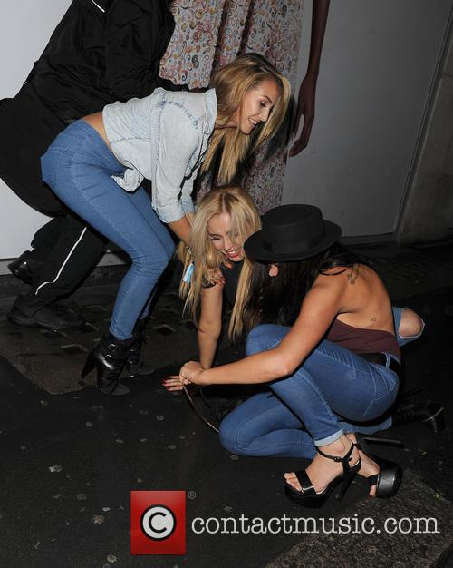 Chloe Goodman, Melissa Reeves and Marnie Simpson 3