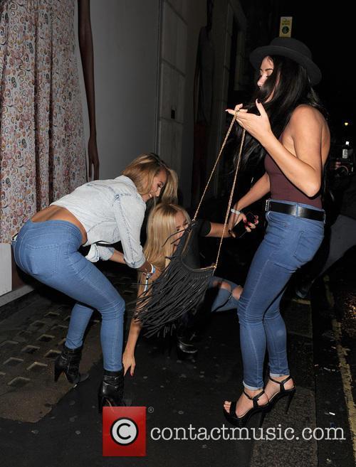 Chloe Goodman, Melissa Reeves and Marnie Simpson 5