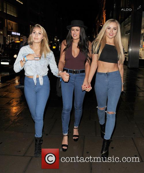 Chloe Goodman, Marnie Simpson and Melissa Reeves 4