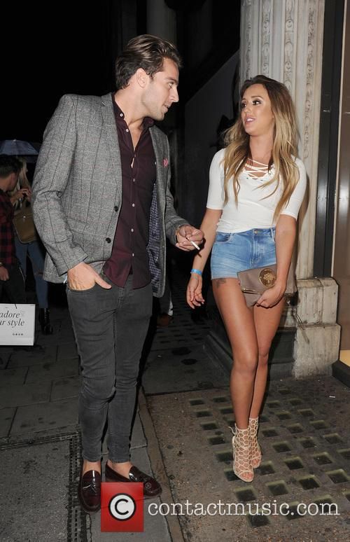 Max Morley and Charlotte Crosby 2