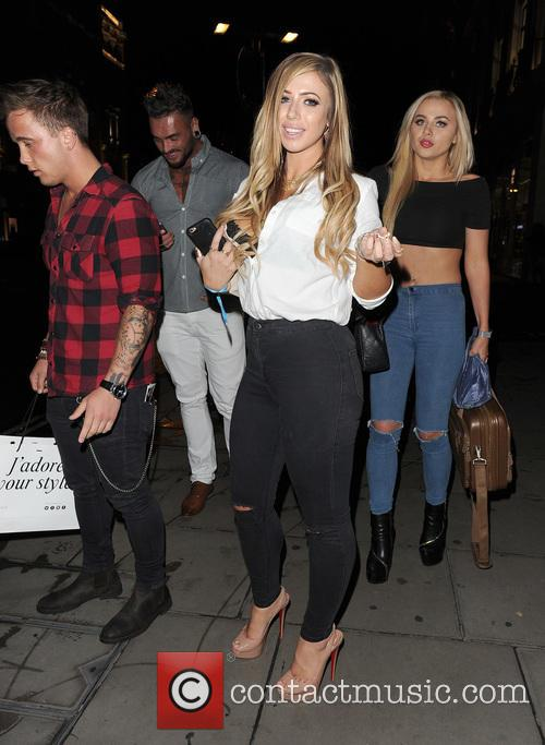 Sam Callahan and Holly Hagan 1