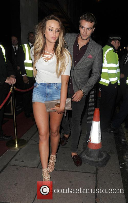 Charlotte Crosby and Max Morley 2