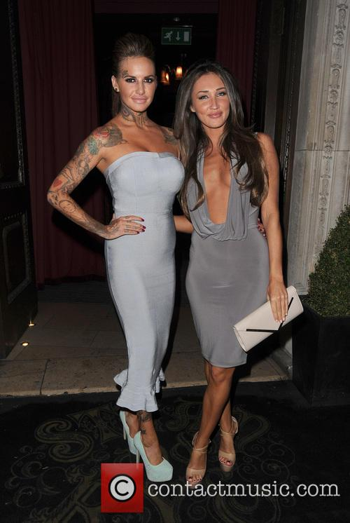 Jemma Henley and Megan Mckenna 2