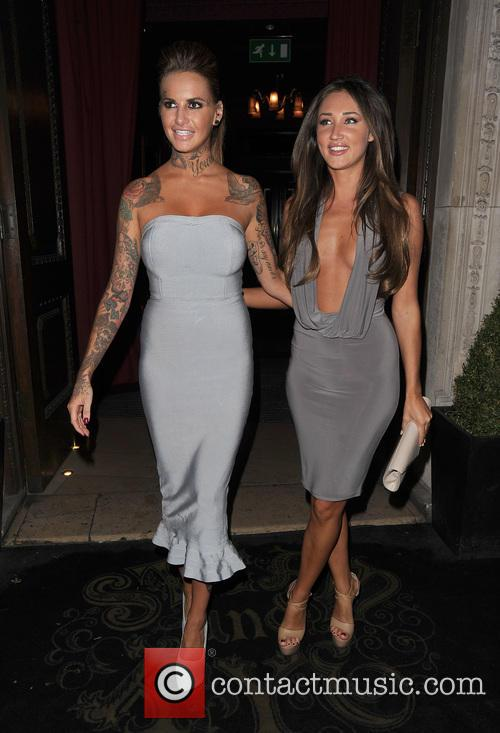 Jemma Henley and Megan Mckenna 1