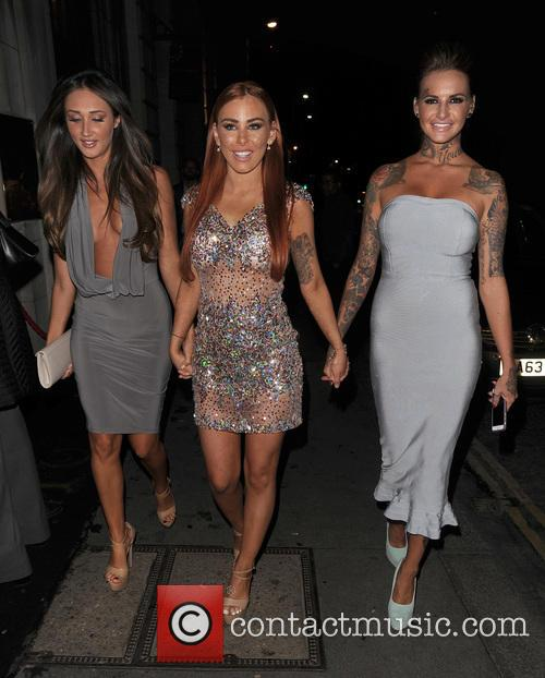 Megan Mckenna, Amy Cooke and Jemma Henley 3