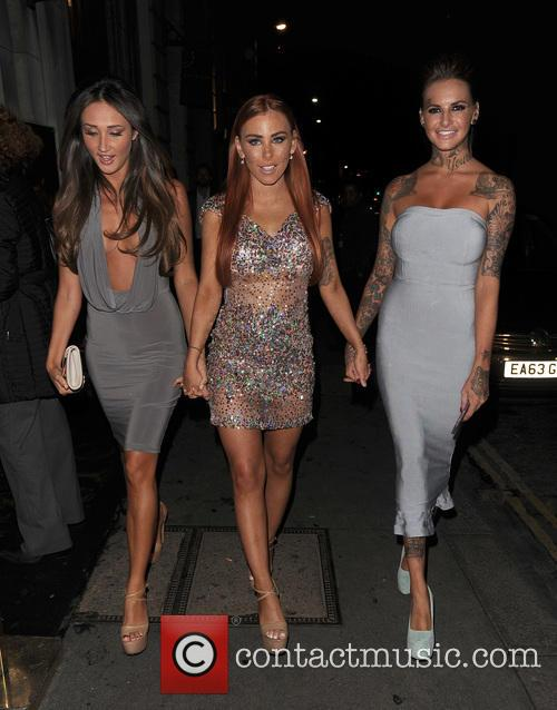 Megan Mckenna, Amy Cooke and Jemma Henley 4