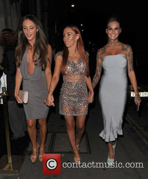Megan Mckenna, Amy Cooke and Jemma Henley 1