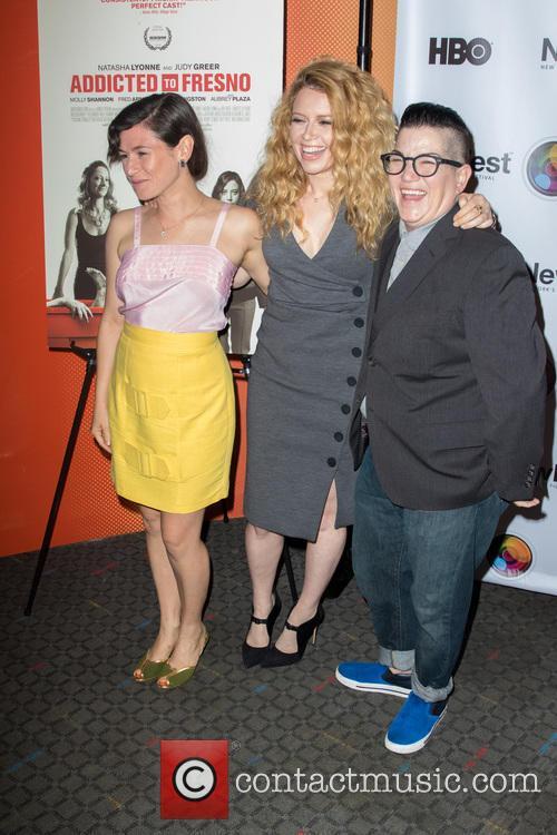 Yael Stone, Natasha Lyonne and Lea Delaria 2