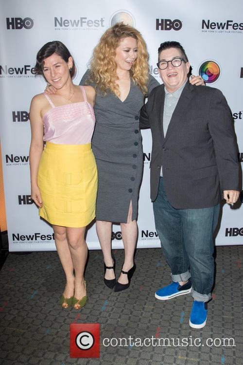 Yael Stone, Natasha Lyonne and Lea Delaria 3