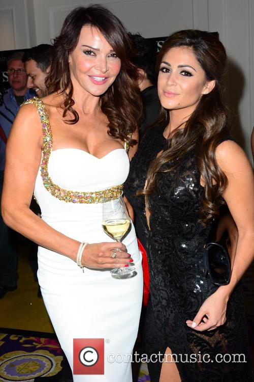 Lizzie Cundy and Casey Batchelor 1