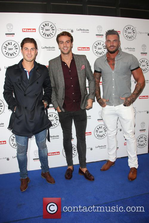 Josh Ritchie, Max Morley and Guest 1